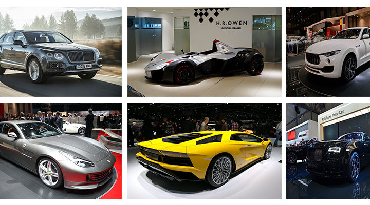 The London Motor Show on its marks for 2021 in association with Carl Cox Motor Sport