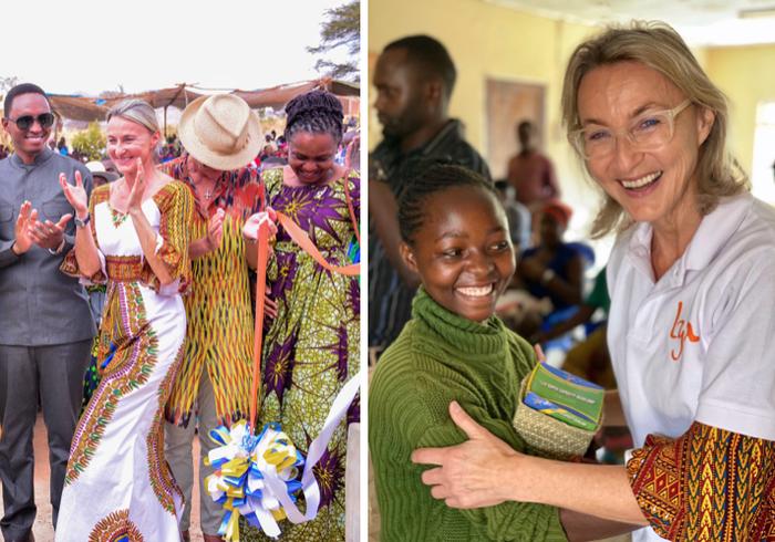 Lyra in Africa – Educating girls in Tanzania