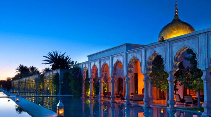 Marrakech's Hotel Master Class