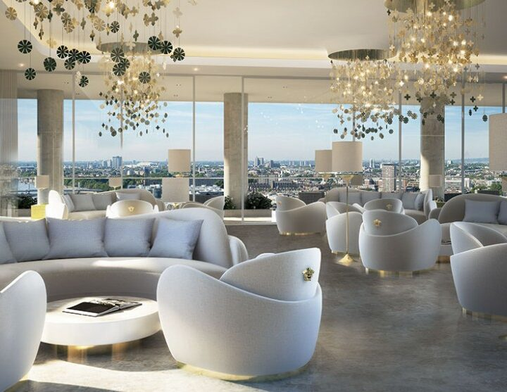 Versace's £600m London flats are GLAMSATIONAL